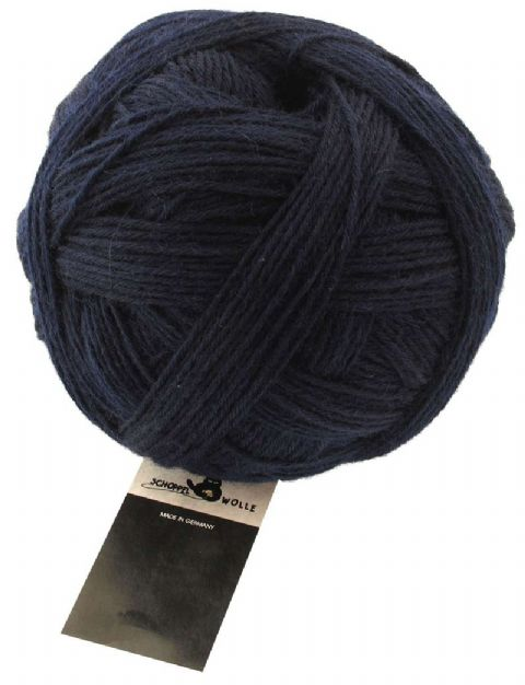 Schoppel-Wolle ADMIRAL 6-ply navy